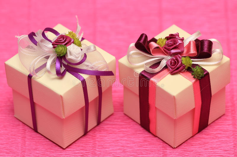 Download Gift box stock image. Image of flowers, confetti, marriage - 27672689