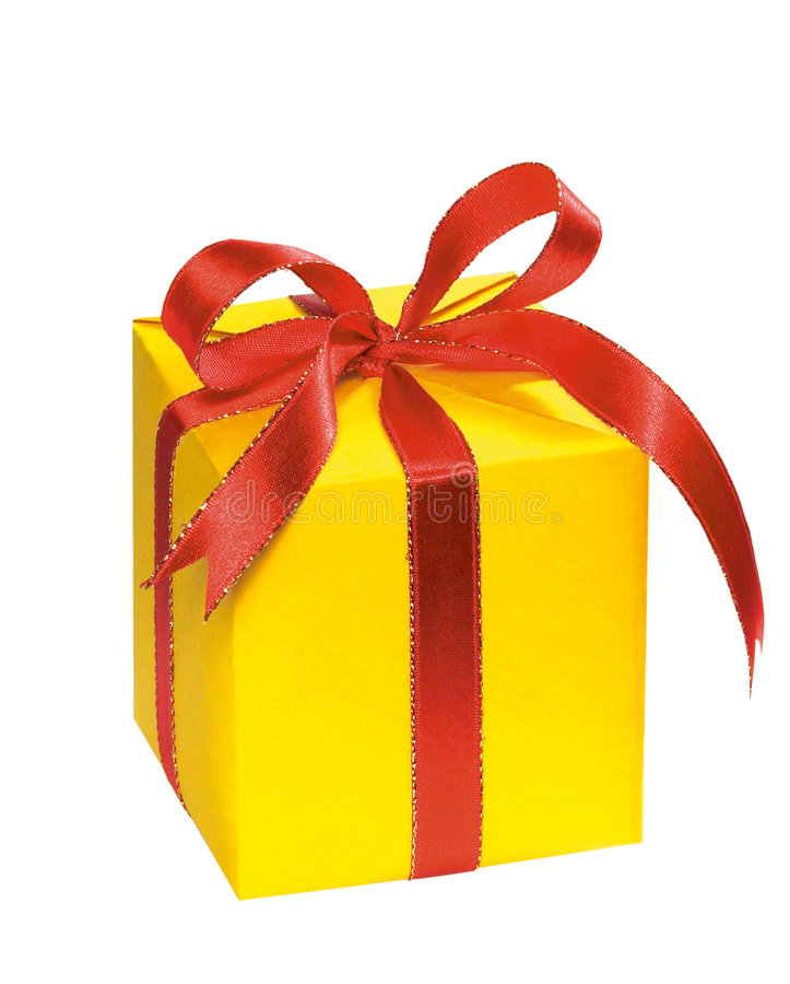 Free Gift Box Royalty Free Stock Photo - 2952745