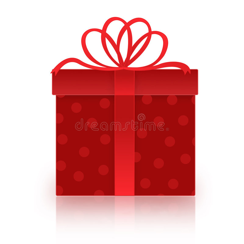 Free Gift Box Royalty Free Stock Photo - 5580055