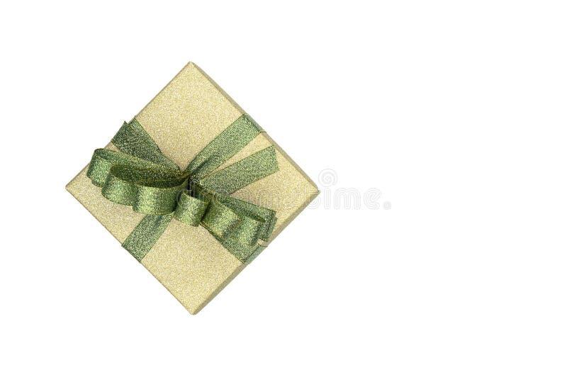 A gift box royalty free stock photos