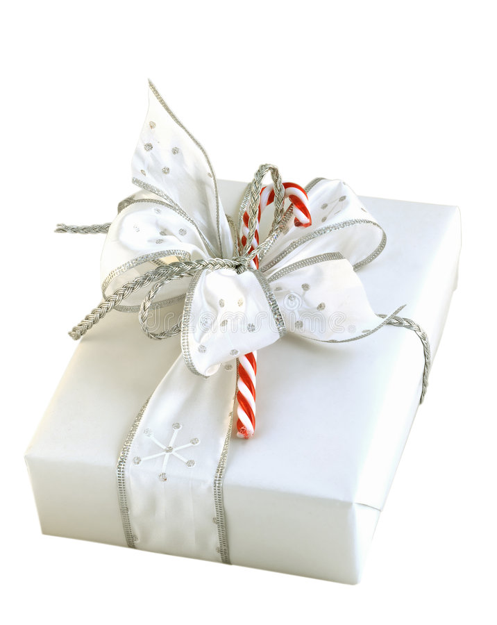Download Gift box isolated stock image. Image of december, color - 7305047