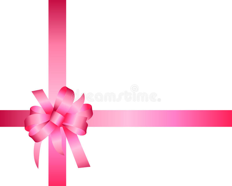 Download Gift box ribbon  template stock vector. Image of occasion - 10674623