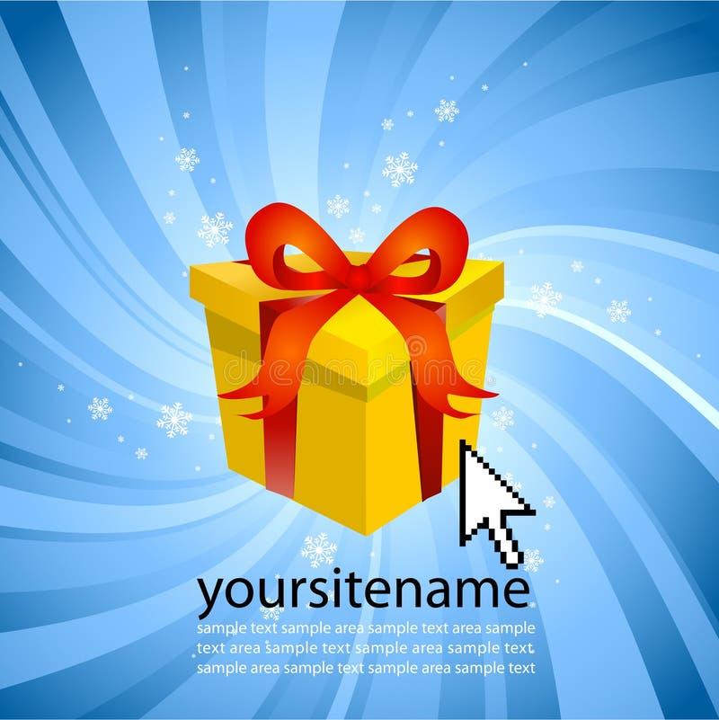 Gift Box Vector Stock Photography