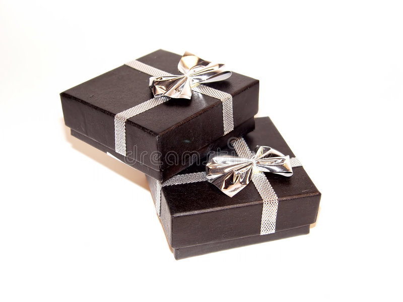Gift Boxes stock photos