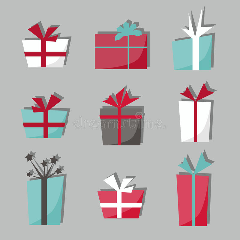 Free Gift Boxes Royalty Free Stock Photography - 15058667