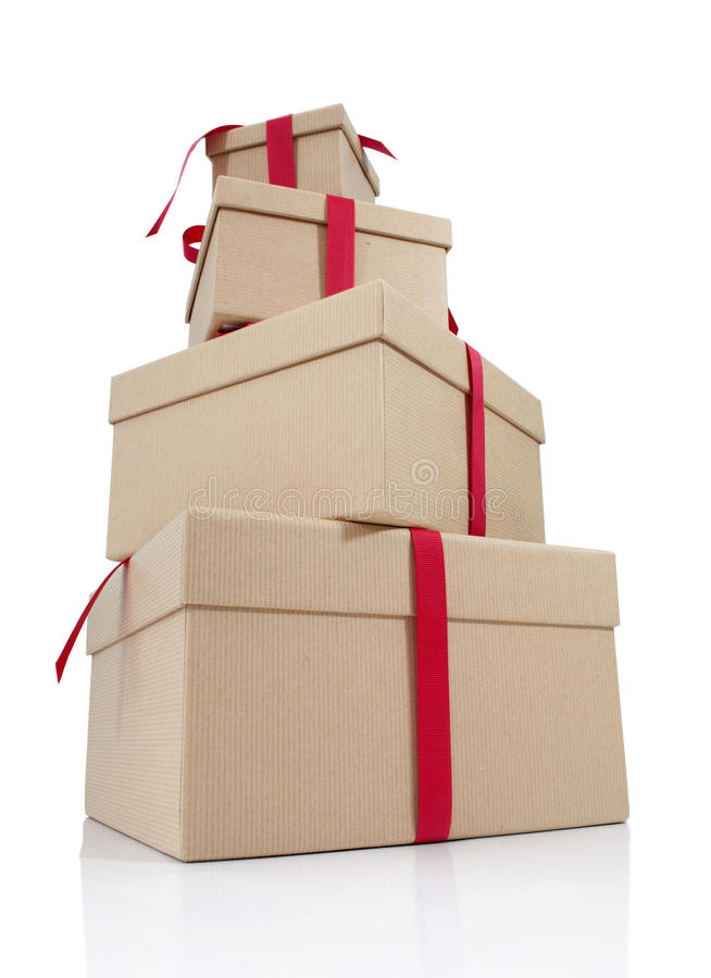 Download Gift boxes stock image. Image of decorative, boxes, festive - 21901859