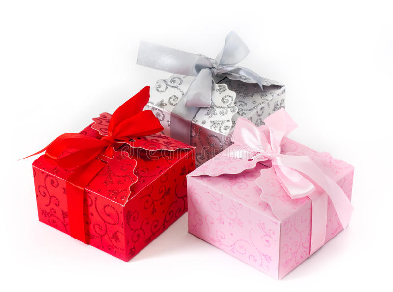 Download Gift boxes stock image. Image of luxury, package, holiday - 26226263