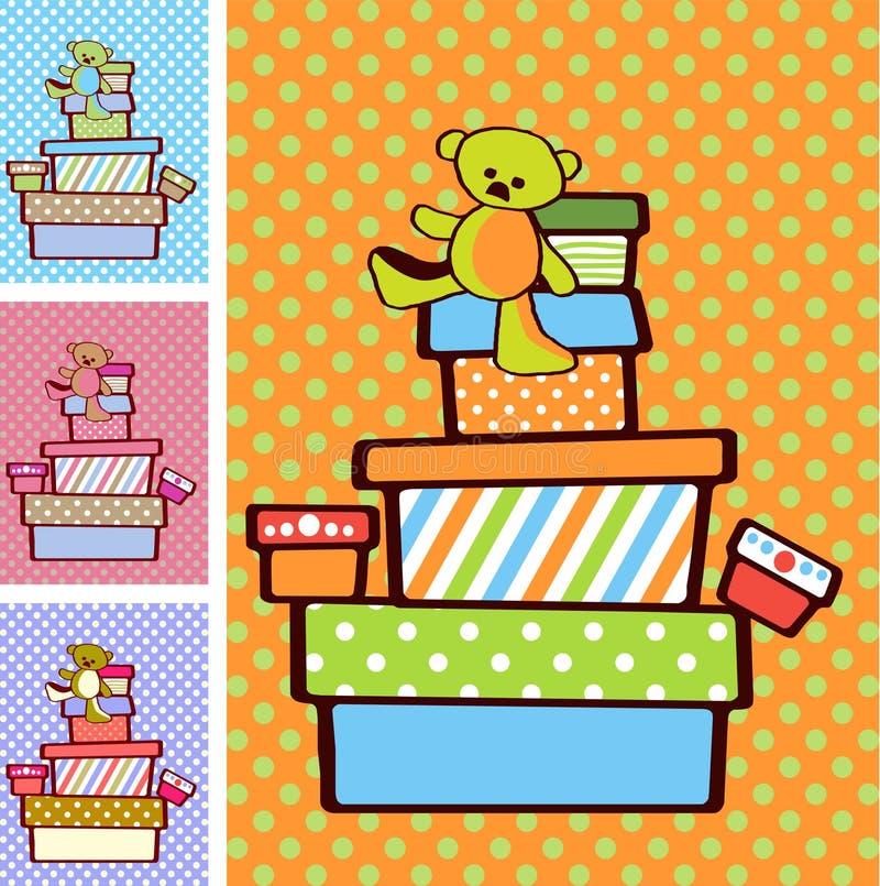 Free Gift Boxes Royalty Free Stock Photos - 3508418