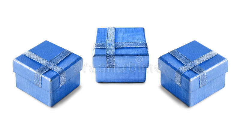 Gift Boxes stock afbeelding