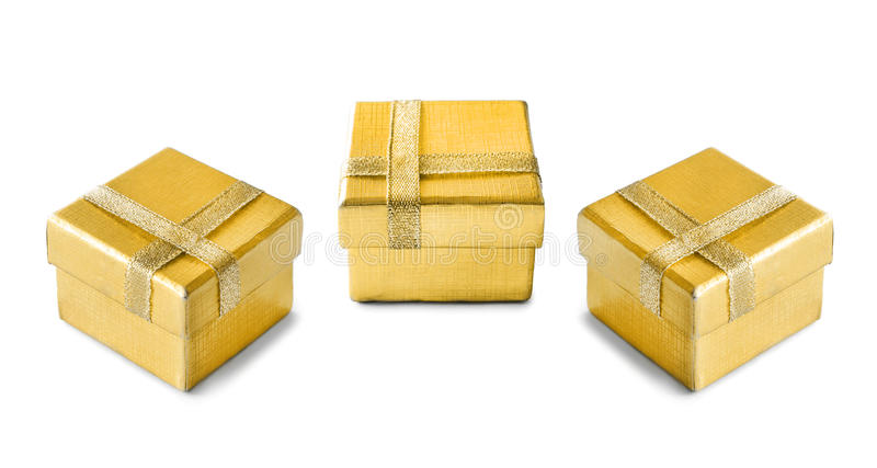 Gift Boxes stock foto's