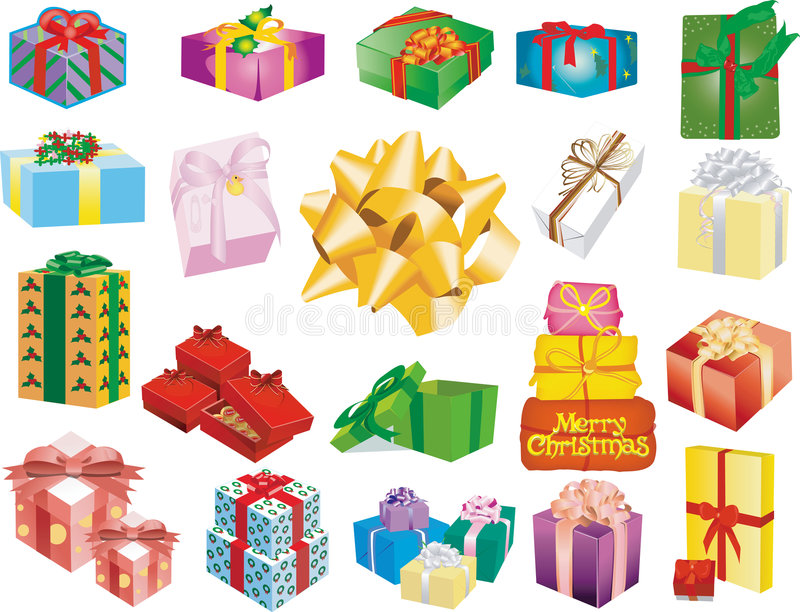 Download Gift Boxes Stock Photography - Image: 6280242