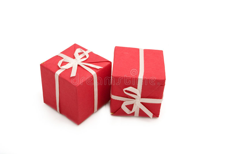 Gift boxes #9 royalty free stock images