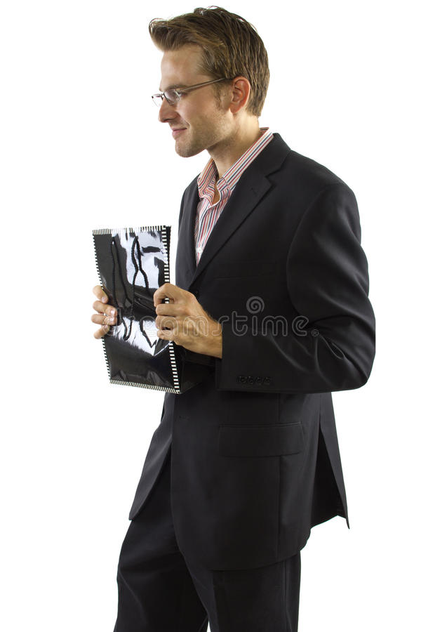Download Gift from Boyfriend stock photo. Image of attractive - 28887078