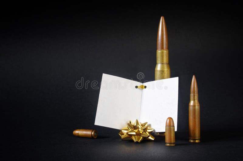 Download Gift of Bullets stock image. Image of black, ammunition - 27828829