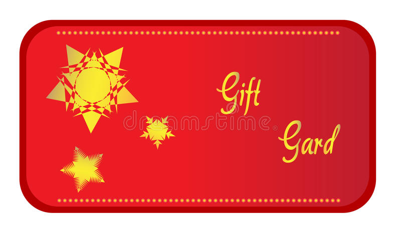Download Gift card Vector stock illustration. Image of shop, paper - 25975069