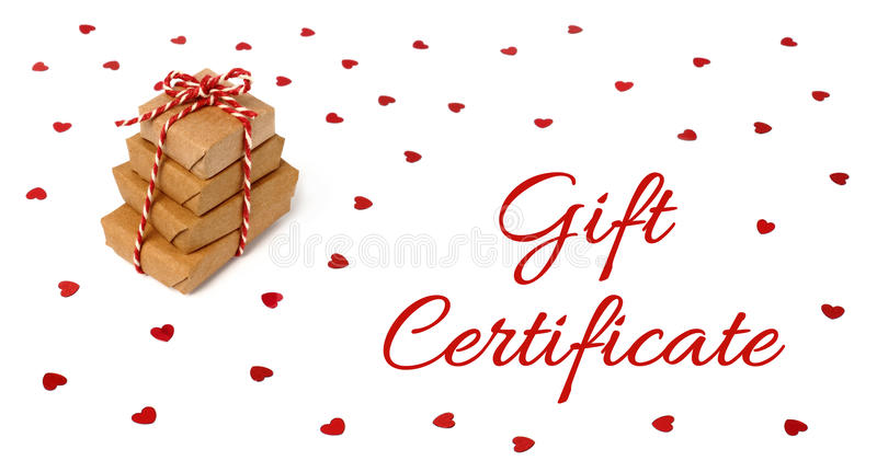 Gift certificate christmas gift card design stock photo image download gift certificate christmas gift card design stock photo image 44519526 negle Images