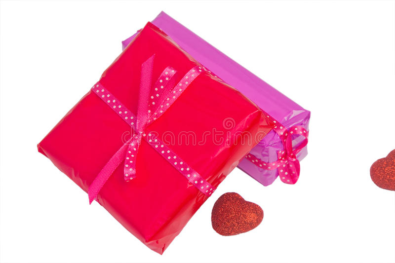 Download Gift concept and heart stock image. Image of bunch, gift - 28812295