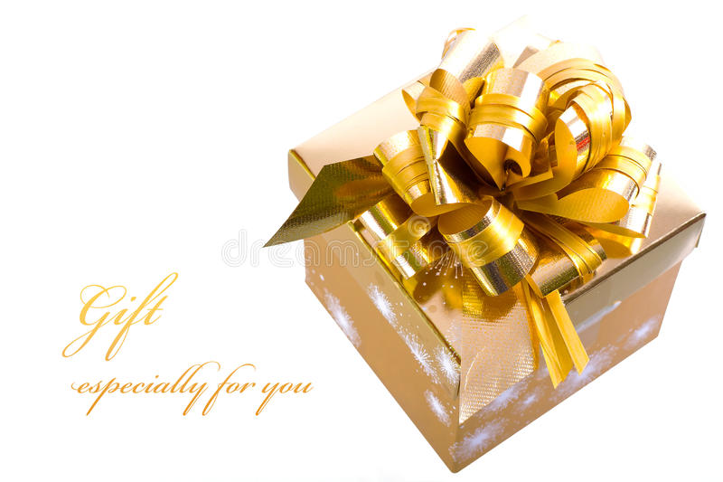 Download Gift especially for you stock image. Image of decoration - 28120447