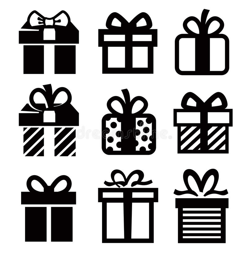 Download Gift icon stock vector. Illustration of offer, give, parcel - 29622571