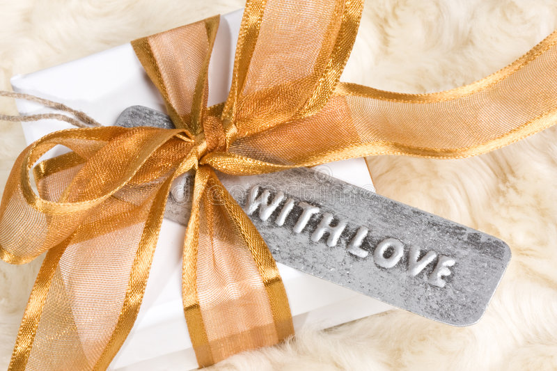 Download Gift With Love Stock Photo - Image: 7733450