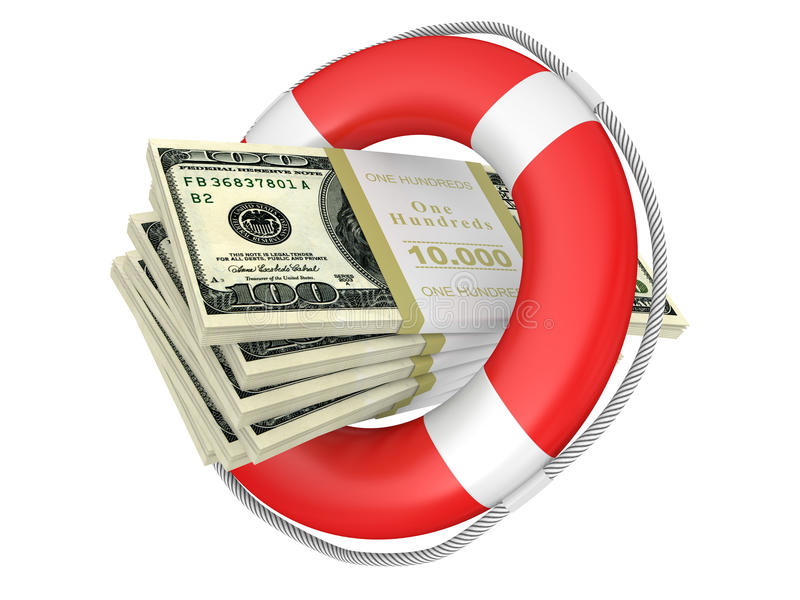 Download Gift of money stock illustration. Image of gift, investment - 22515949
