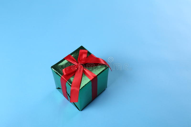 Gift. Packaging  box packaging paper specialty paper cloth red silk handicraft art  art handicrafts goods by hand stock image