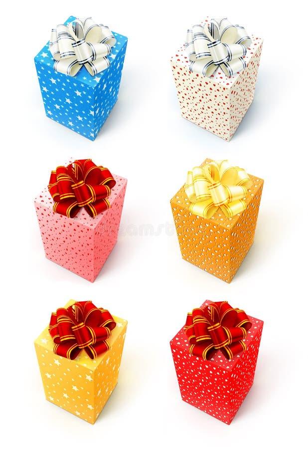 Download Gift Set Royalty Free Stock Image - Image: 8075746