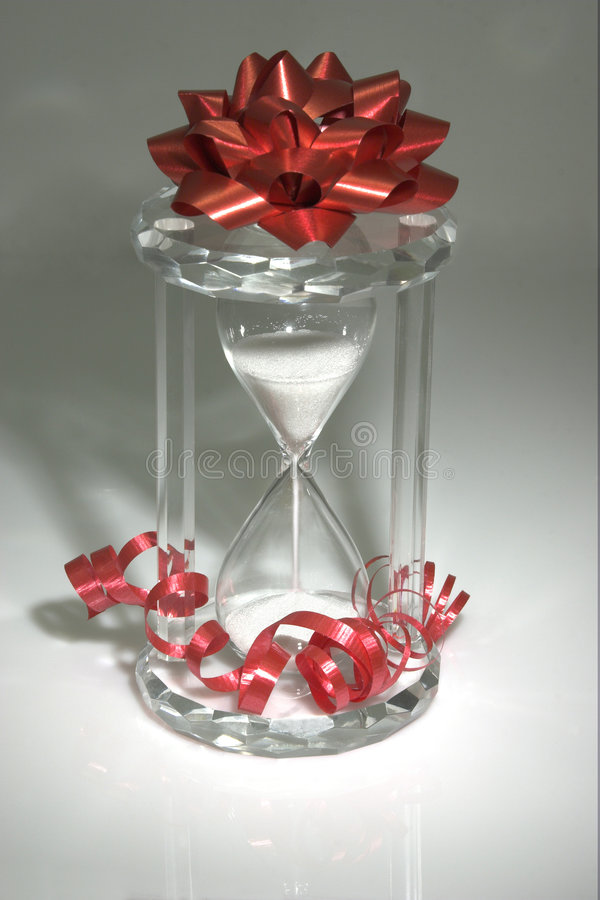 Gift Of Time stock photography