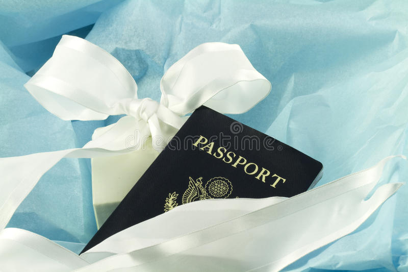 Download Gift Of Travel, An Elegant Choice Stock Photo - Image: 16154670