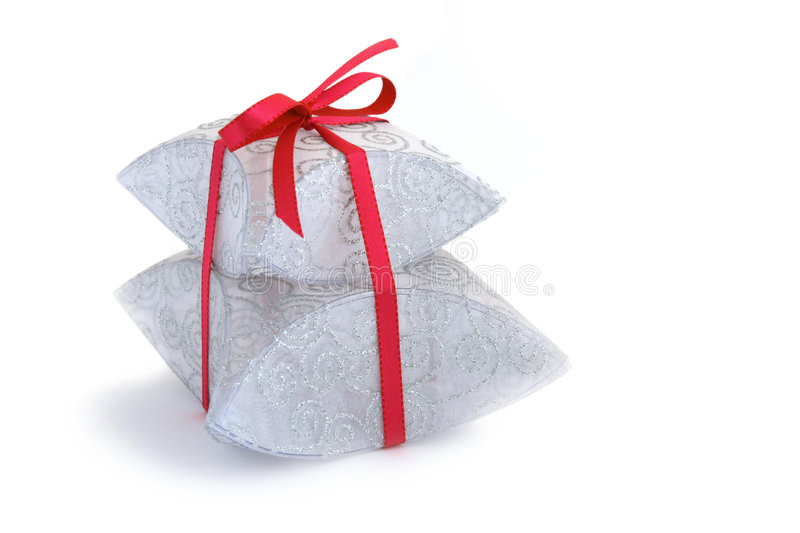 Download A Gift for You stock image. Image of present, shiny, wrapped - 2497543