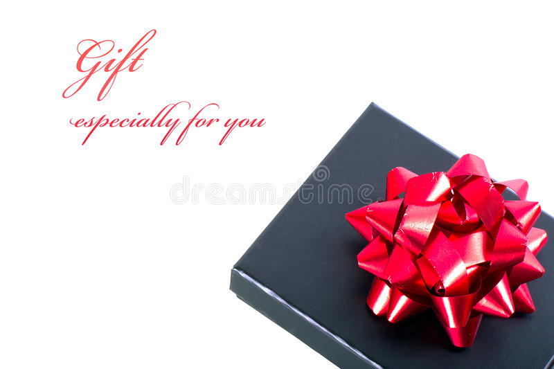 Download Gift for you stock photo. Image of greeting, sale, card - 28120464