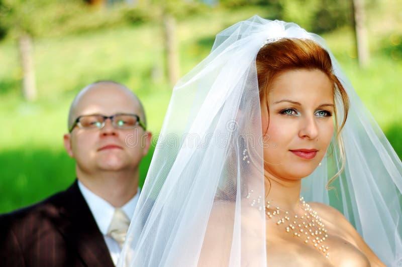 Gifta sig arkivbild