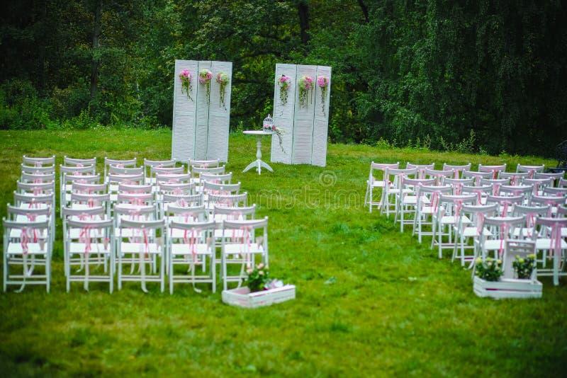Gifta sig fotografering för bildbyråer