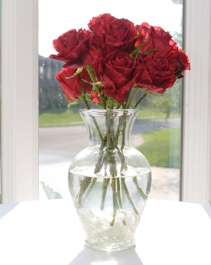 Download Gifta sig för blommor arkivfoto. Bild av vitt, blommor - 979260