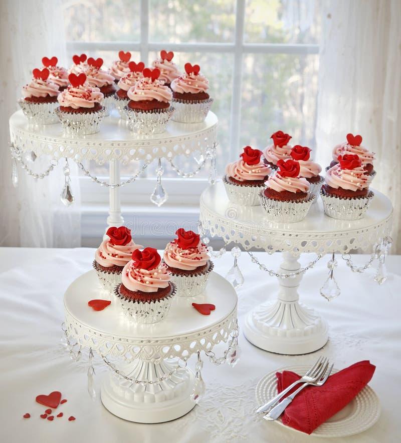gifta sig för muffiner royaltyfri bild