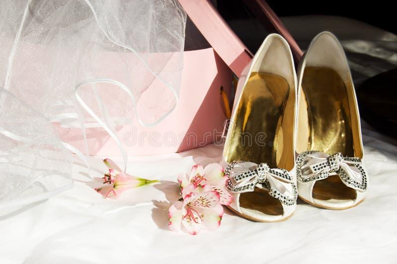 gifta sig för tillbehör arkivfoto