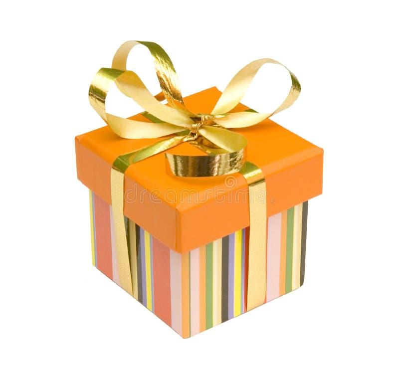 Giftbox stock fotografie