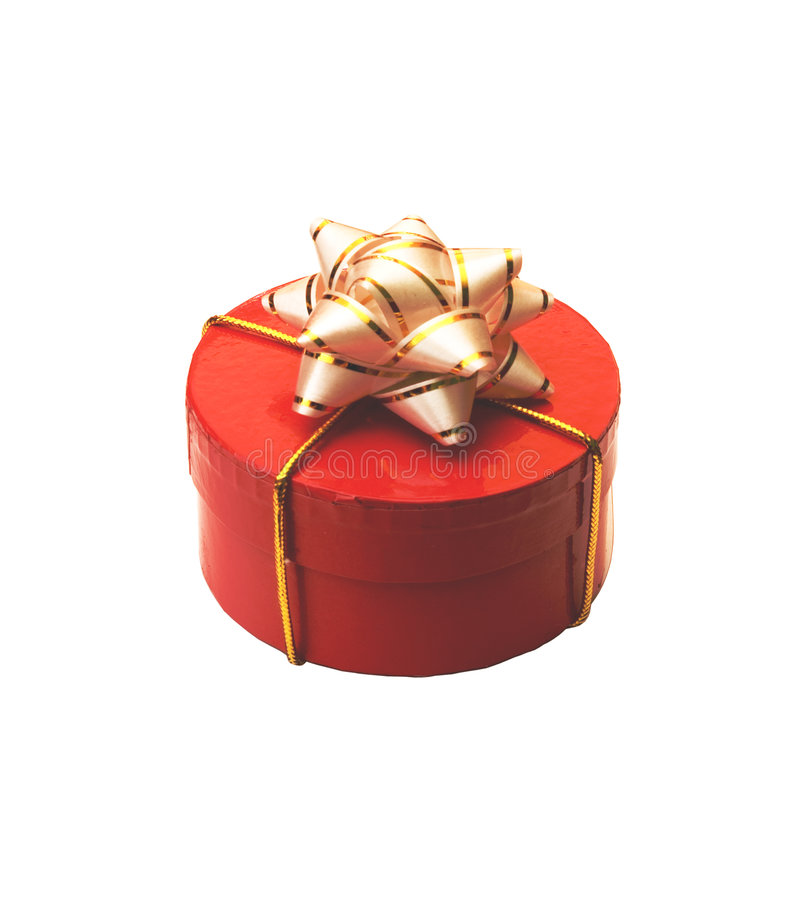 Giftbox photo libre de droits