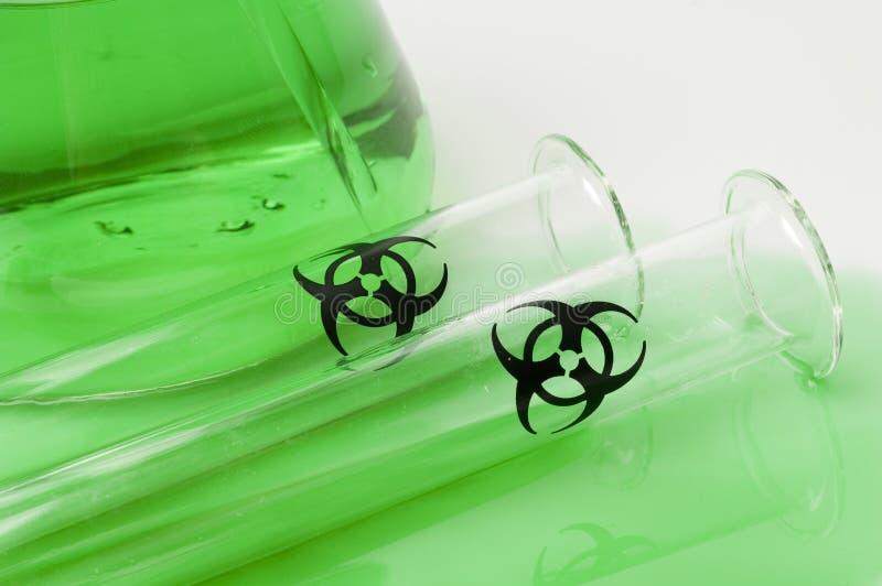 Giftige Streuung lizenzfreie stockfotos