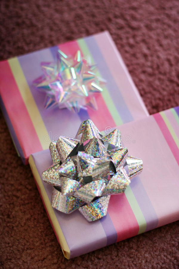 Gifts 2 royalty free stock photography