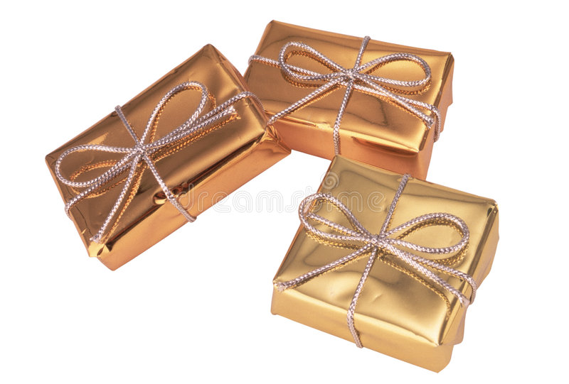Gifts stock images