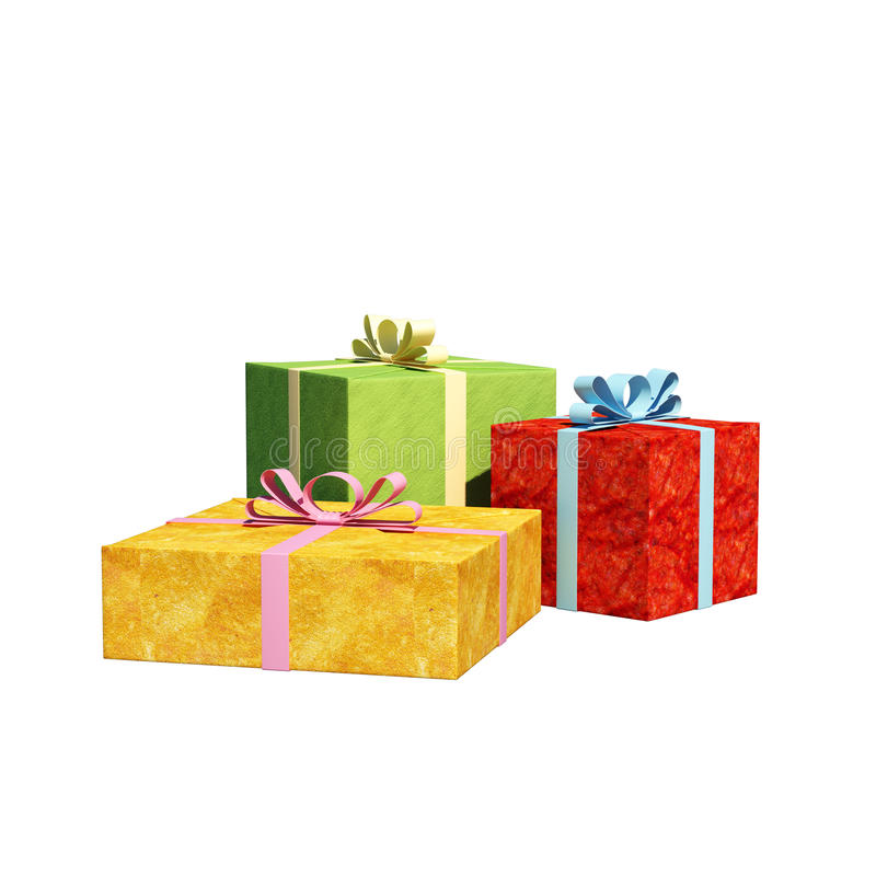 Gifts stock illustration