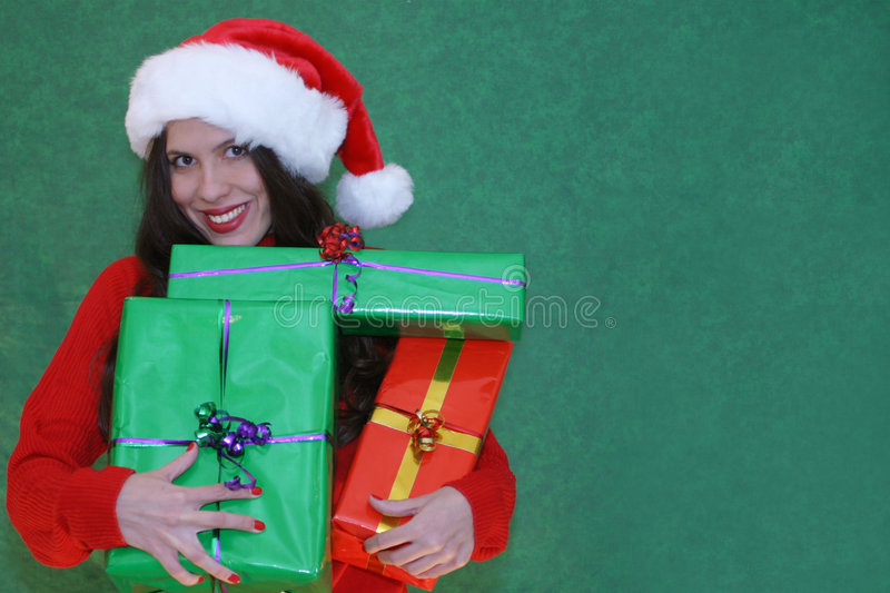 Gifts! royalty free stock photo