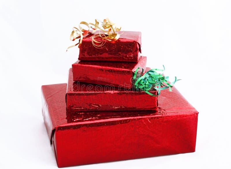 Download Gifts stock image. Image of ribbon, nice, expensive, christmas - 366087