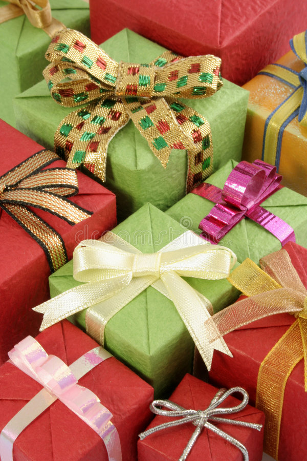 Gifts. Tiled gifts
