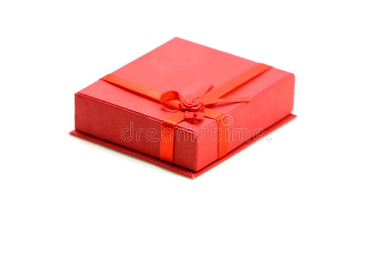 Gifts. The box of gifts with beautiful colors royalty free stock photography