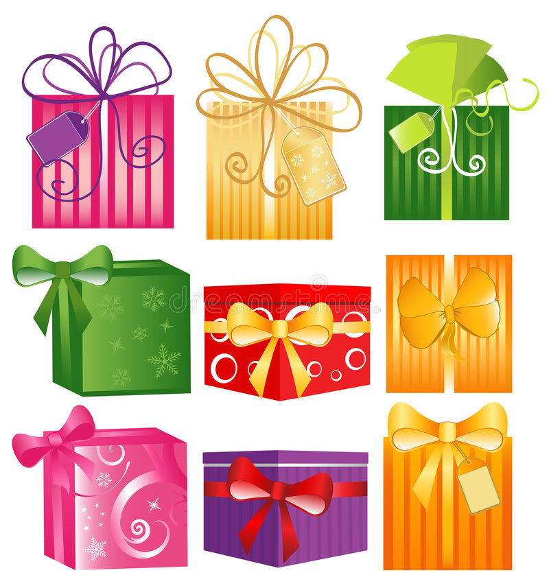 Free Gifts Royalty Free Stock Image - 7360726