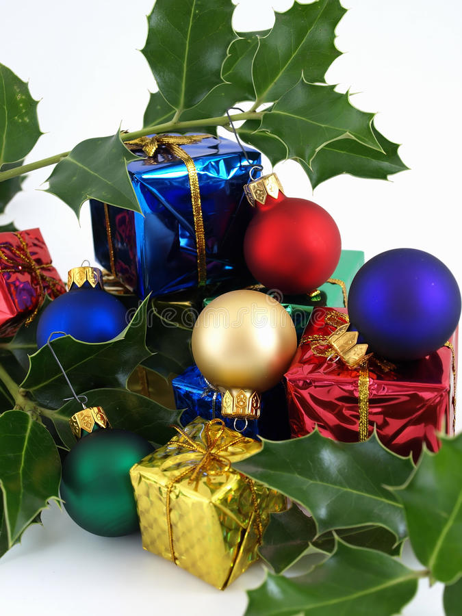 Gifts for the Season stock photography