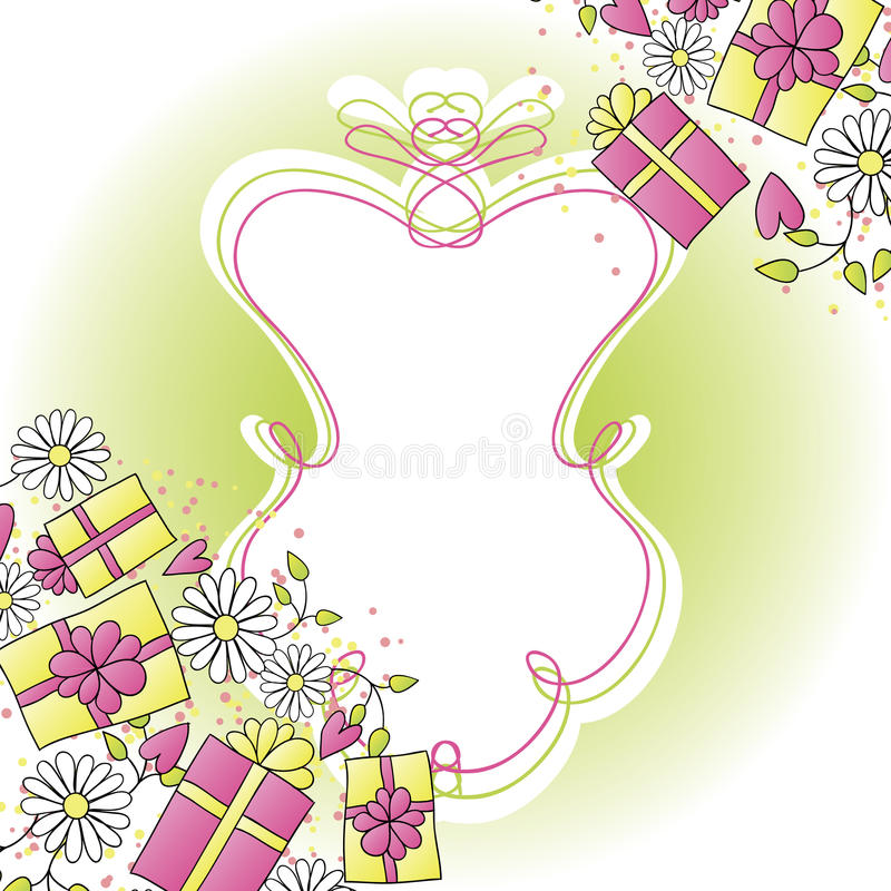 Download Gifts stock image. Image of group, variation, gold, gift - 30637421
