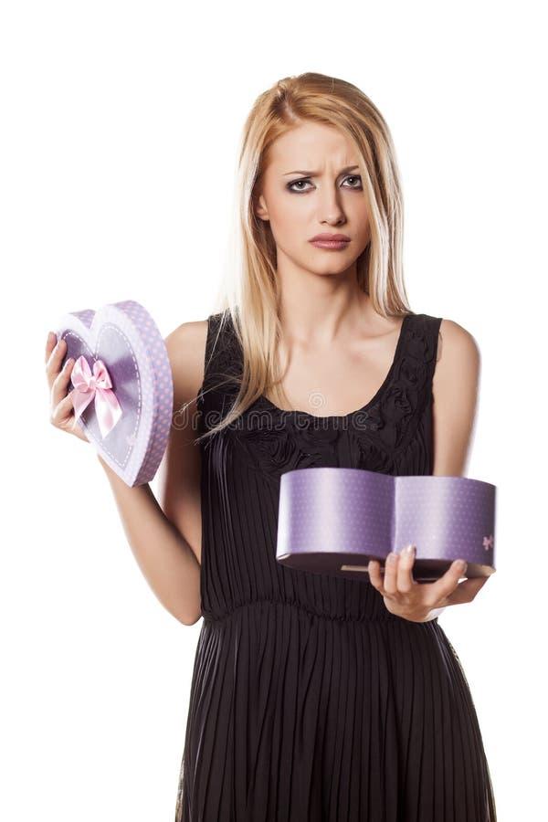 Giftteleurstelling stock foto's